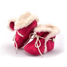 Infant-Newborn-Baby-Warm-Snow-Boots-Winter-Booties-Toddler-Crib-Shoes-0-18M