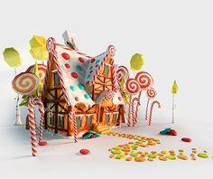 Project by Mat Szulik Be.net/fredziq Please, follow us on behance  link in my bio #staffpick #behance #lowpoly #vray #3dmax #design #illustration