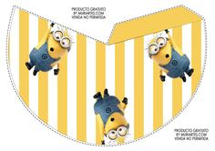 Minion Birthday, Minion Party, Happy Birthday, Minions Despicable Me, My Minion, Party Props, Party Hats, Birthday Decorations, Birthday Party Themes