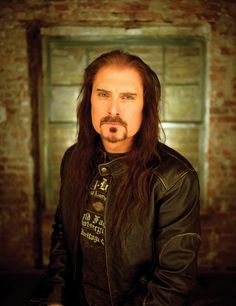 James Labrie - vocalist for the progressive rock band DREAM THEATER. An amazingly talented vocalist, who can really SING!
