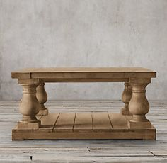 Coffee Tables | Restoration Hardware