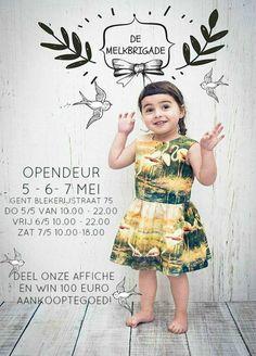 Mid Season sales Belgische & Scandinavische kindermerken -- gent -- 05/05-07/05