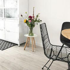 #kwantuminhuis Draadstoel NOLA >https://www.kwantum.nl/meubelen/stoelen @huisjevanjoliene