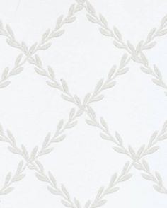 Edith Light Grey tapet från Sandberg - Tapetorama Simple Prints, Home Wallpaper, Farmhouse Decor, Dream Wedding, Handmade Items, Colours, Display, Grey, Pattern