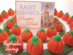 Catholic Icing: Easy Party Food Ideas for All Saints' Day- Downloadable Labels Included!