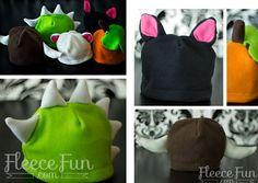 Adorables sombreritos de animales para niños - Decoracion ...