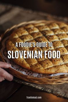 Foodie travel 401735229260744002 - This Slovenian food guide shows you what to eat in Slovenia, what's typical, and how over 20 unique gastronomy regions are changing the way you'll look at traditional Slovenian food! Source by Travlinmad Europe Destinations, Slovenian Food, Reisen In Europa, International Recipes, Foodie Travel, Street Food, The Best, Yummy Food, Healthy Food