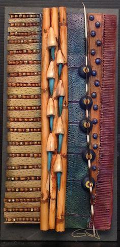 http://bluespiral1.com/ VICKI  GRANT 13017 - Botanicals Series