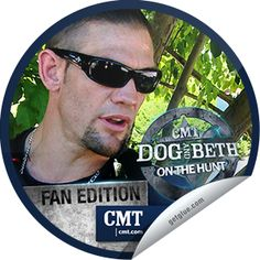 Steffie Doll's Dog and Beth: On the Hunt: Big Sky Bounty Sticker   GetGlue