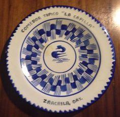 Mexican Restaurantware Comedor Tipico La Capilla | eBay