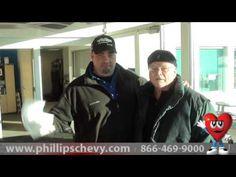 phillips chevrolet service testimonial scott perak 20130102