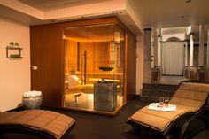 Sauna, Lindner Hotel Leipzig
