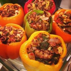 Stuffed Peppers - Simple Recipes Online