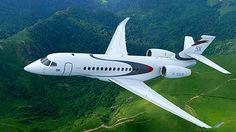 The Dassault Falcon 5X