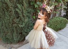 #ohdeer deer costume!