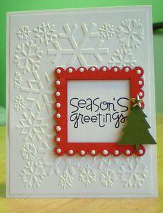 Season's Greetings... says it all