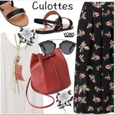 Tricky Trend: Chic Culottes 3