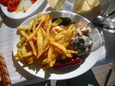 Typical Dishes of Malaga: Plato de los Montes