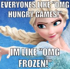 For me ONLY FROZEN! :D