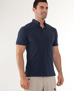 Commute Polo...grabbed this in a couple different colors...great fit...