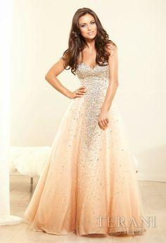 Fascinantes vestidos de baile | Tendencias | Vestidos | Moda 2013 - 2014
