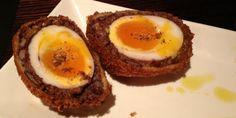 scotch egg from Opera tavern
