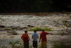 Águas subterrâneas da região às margens do Rio Doce estão contaminadas
