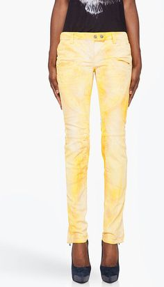 BALMAIN imprimé Jeans...!!!