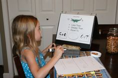 Educational: Math-U-See Mini Office | ecoMomical Me : Frugal Green Living... may try this program later!