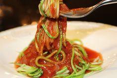 espaguete abobrinha blog cuca fácil de fazer, saudável, sem glúten, sem lactose, sem ovos, super light…