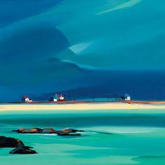 West Coast Light I by Pam Carter