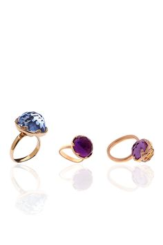 GAVELLO 'Amalfi' rings