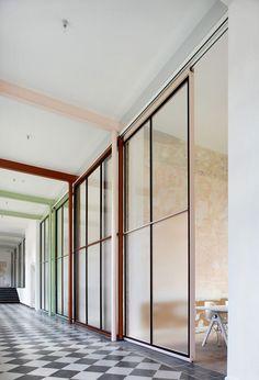 a f a s i a: Architecten De Vylder Vinck Taillieu