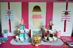 """Photo 2 of 40: End of School party/Ice Cream Social / Graduation/End of School """"Tasty Treats"""" 