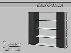 NynaeveDesign's dAnconia Shelves