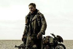 New Mad Max- Tom Hardy