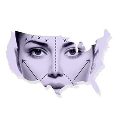 Who Wants What Done? Find out the most popular plastic surgeries by state.