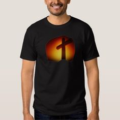 Christian Cross Tee Shirt