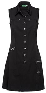 Daily Sports Miracle Golf Dress # Black #LBD #Golf4Her