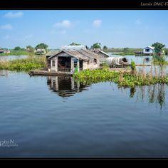 Lac Tonle Sap - Cambodge