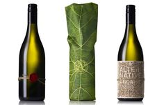 'Wine packaging for Alternative by The Creative Method