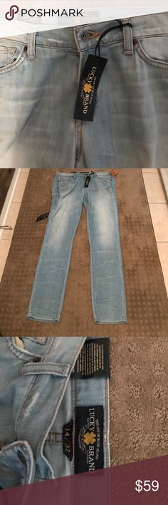 LUCKY Brand jeans NWT Lucky Brand skinny jeans New with tag Lucky Brand Jeans
