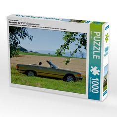 Ein Motiv aus dem Kalender Mercedes SL W107 - Terminplaner - CALVENDO