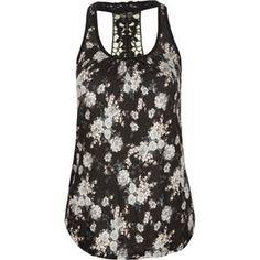FULL TILT Crochet Back Womens Tank 185413100 | clothing | Tillys.com