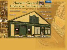 Magasin général historique authentique 1928 -Percé Lonely Planet, Guide, Desktop Screenshot, Photos, Authentique, General Store, Openness, History, Travel