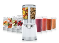 Blend up a customized smoothie with the Ninja Pulse. Click for delicious recipes and drink ideas.