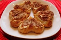 Apple Pastries by Give Love Create Happiness