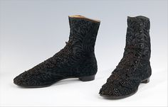 Boots // American // 1865–75