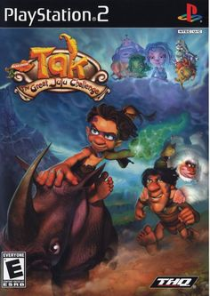 Tak: The Great Juju Challenge (Sony PlayStation 2, 2005)