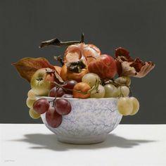 Luciano Ventrone, 1942 - Italian Hyperrealist painter